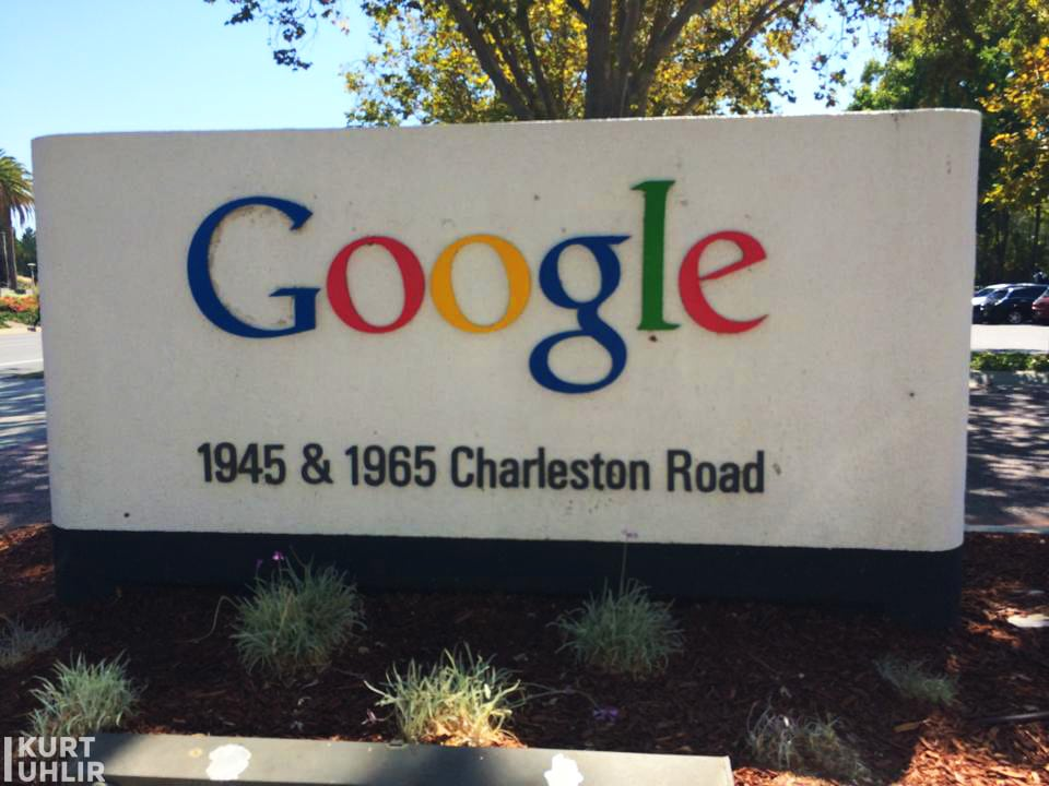 Kurt Uhlir - more meetings at Google's Headquarters